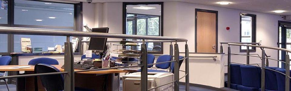 Servicios de limpieza de Oficinas y Despachos